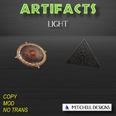 MD Artifacts Series - LIGHT BOXED
