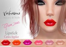 Yokami~Glamour Lipstick [Catwa Applier]