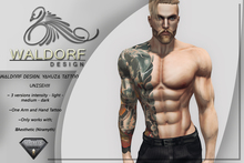 Waldorf Design. Yakuza Tattoo [Aesthetic]