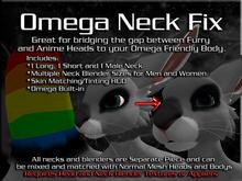 [OS] Omega Neck Fix - Demo