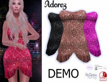 AdoreZ-Sirley Dress  DEMO