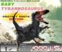 BABY TYRANNOSAURUS ~ Bento Mesh Dinosaur Avatar ~ Prehistorica: The Dawn Kingdoms ~