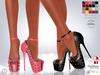 [hh] Mitzi Studded Heels