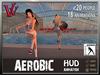 Aerobic dance HUD