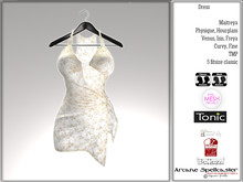 bag Dress yoli Gold *Arcane Spellcaster* Ak-Creations