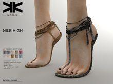 Nile High :: Shoes :: 10 Colors :: {kokoia}
