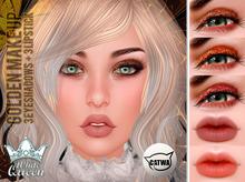 ::White Queen :: Golden Make Up - Catwa
