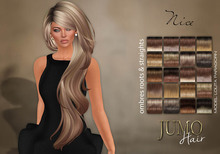 .:JUMO:. Nice Hair Natural Ombres