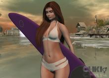 --ChkIO Poses --Surfboard - 4 (Female)
