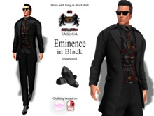 GQ - Eminence in Black - by 69 Park Ave