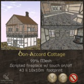 Wolf & Raven Bon-Accord Cottage