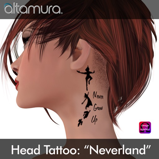 "Altagroup: "" Neverland"" Tattoo- Altamura Omega"