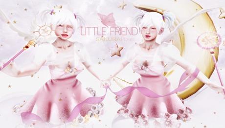 * Litlle Friend *  Sakura