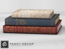 Fancy Decor: Antiquarian Books