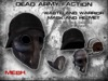 [Dead Army Faction] Wasteland Warrior Mask and Helmet (Exclusive)