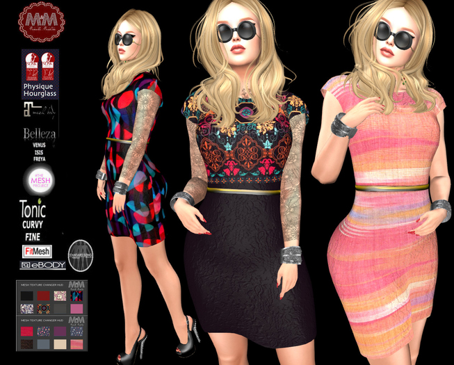 M&M-EMILIA DRESS-ABR17