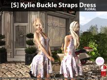 [S] Kylie Buckle Straps Dress Demo