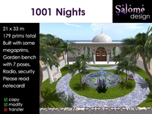 1001 Nights House / Skybox ** Price lowered **