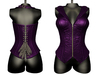 DE Designs - Isis Corset - Purple