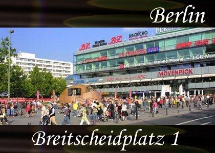Atmo-Berlin - Breitscheidplatz 1 1:40
