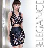 """Elegance Boutique -Top & Skirt - DEMO  -  """"Viva"""" -"""