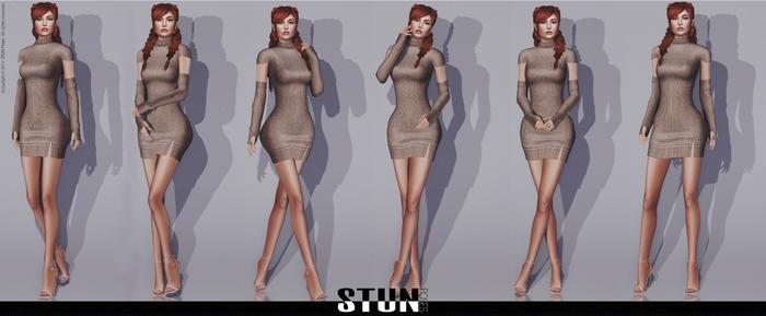 STUN - Pose Pack Collection 'Georgina' #30