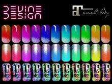 Devine Design - Maitreya Finger & Toe Nails 01