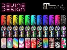 Devine Design - Maitreya Finger & Toe Nails 02