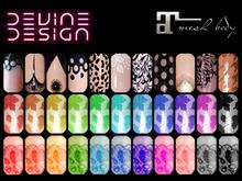Devine Design - Maitreya Finger & Toe Nails 03
