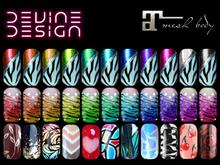 Devine Design - Maitreya Finger & Toe Nails 04