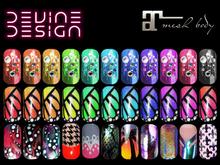 Devine Design - Maitreya Finger & Toe Nails 05