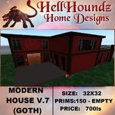 ! GOTH STYLE HOME
