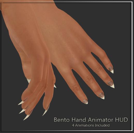 Bento Hand Animator