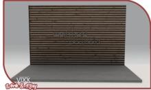 -VIXX- Mesh backdrop - Work & Play