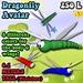 [Screwball Cartoon Avatars] Dragonfly Avatar