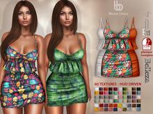 Bens Boutique - Moxie Dress - Hud Driven Maitreya,Slink(all),Belleza(all)