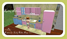 Spring Kitchen (Zooby  stage 33+)