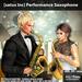satus inc  performance saxophone ad