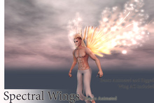 Spectral Wings - ( Bento Animated )