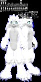 -=[Wulf]=- Moomba [White] (Boxed)