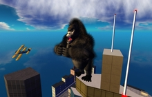 Mongo Koko 1.b (Giant Gorilla Avatar) : : :Ape Monkey simian king