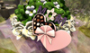 Cj happy mother day clover basket with sweets   balloons 03