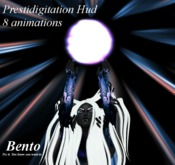 Prestidigitation Hud (bento enabled)