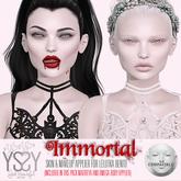 *YS&YS* Immortal Skin Applier LELUTKA + BOM