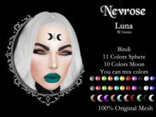 """<<Nevrose>> Luna """"wear"""""""