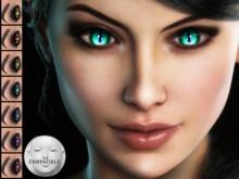 UA -  Eyes Dragon [Lelutka]