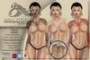 Waldorf Design. Ciara Mandala Tattoo -BENTO-
