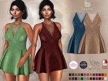 Bens Boutique - Svenja Dress - Hud Driven
