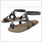 fri. - Izzie.Sandals (Coal)