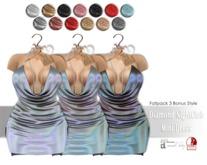 IS Diamond NightClub Mini Dress FATPACK